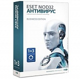 ESET NOD32 Antivirus Business Edition newsale for 50 user лицензия на 1 год